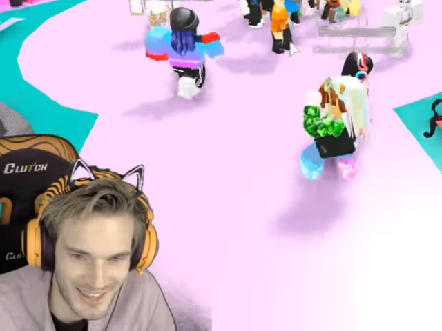 PewDiePie Clashes With Roblox, Which Appears To Have Banned His Name [Update]