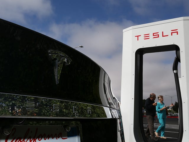 Tesla Facing New Investigation From California Regulators, As It Builds Cars In A Tent