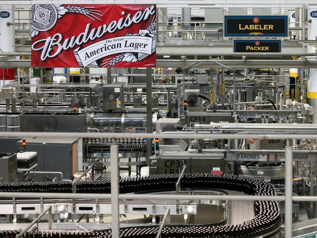 Anheuser-Busch InBev banned from Indian capital for 3 years
