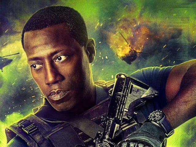 Den Armed Response svartrailer kommer att göra att du saknar stor budget Wesley Snipes Action Filmer