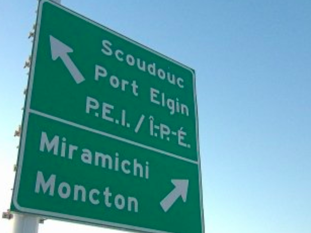 Confusing Road Signs Are Trapping Drivers In A Canadian Province