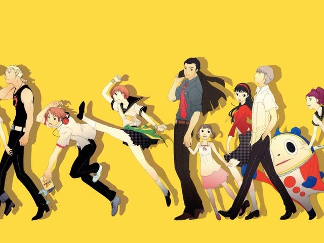 Persona 4's Friendships Defined Its Story: Character Profiles