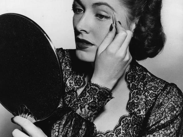 Не обращайте внимания на эту актрису с 1940-х годов, выщипывая ее брови