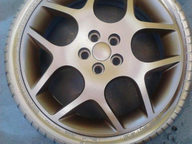 New wheels done (again)
