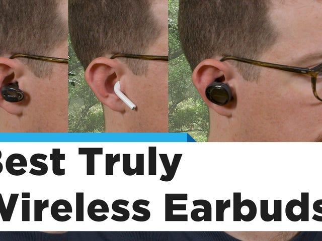 Os fones de ouvido verdadeiramente sem fio que você deve comprar em vez de AirPods