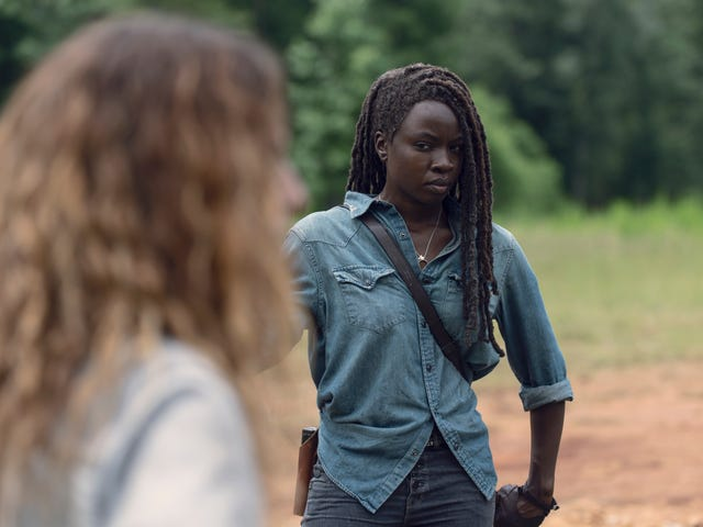 Something's Very Wrong With Michonne on <i>The Walking Dead</i>
