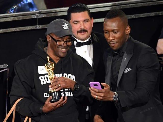 """Oscarsin viruksen tähti """"Gary Chicagosta"""" paljastaa, että hän oli juuri saanut vankilasta"""