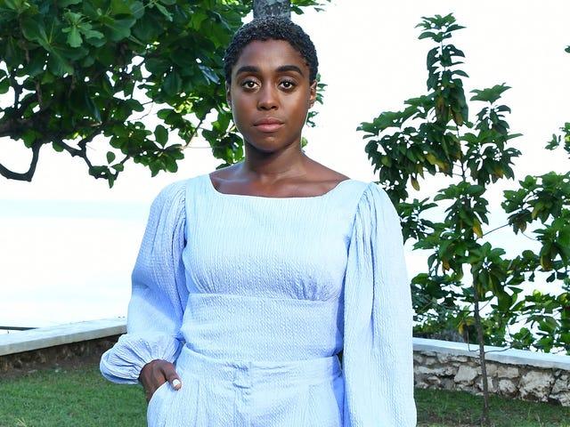 Lashana Lynch répond aux racistes, pas agités, réagissant aux informations selon lesquelles elle reprendrait 007 dans la franchise Bond