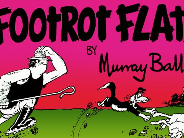 Footrot Flats - A New Zealand classic