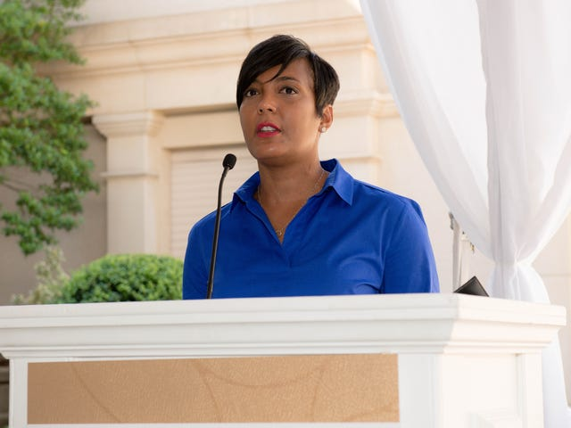 Atlanta Mayor Keisha Lance Bottoms Endorses Joe Biden for President