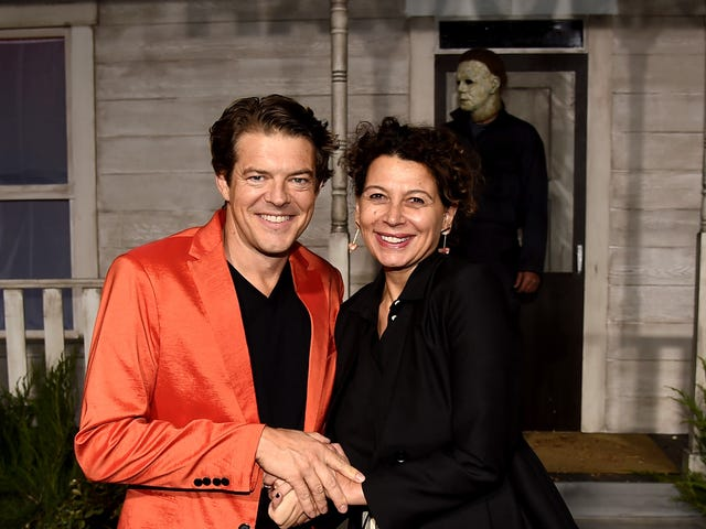 Продюсер Джейсон Блум дает большие обещания по поводу Halloween Kills