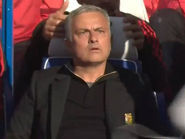 José Mourinho No Longer Tolerates Over-Celebrating, Apparently