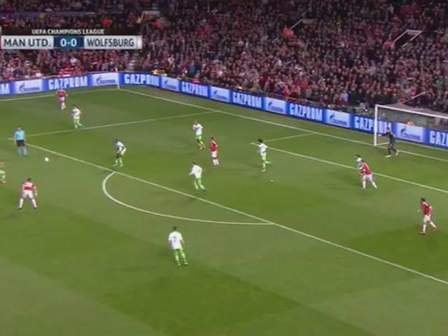 C'est maintenant au tour de Manchester United d'embarrasser l'Angleterre avec une défense effroyable