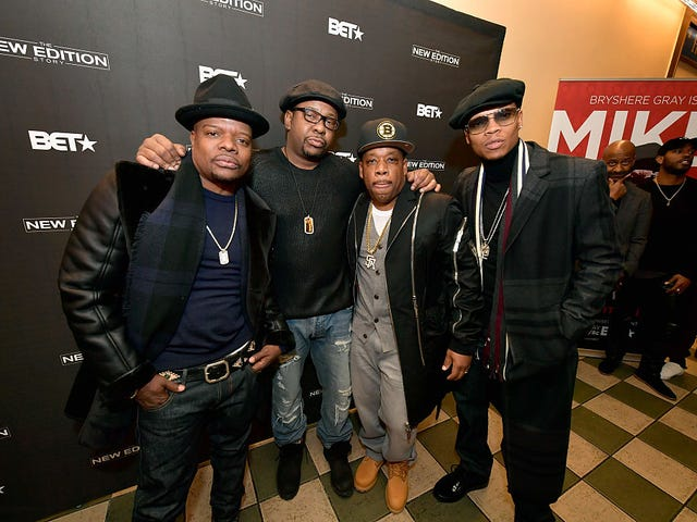 Ronnie, Bobby, Ricky and Mike (aka RBRM) Is the Lemonade We Get From New Edition's Lemons