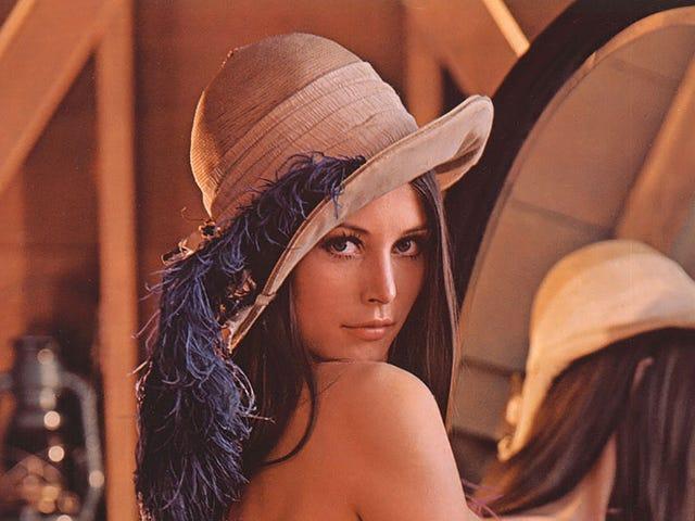 Cómo un foto de un modèle de Playboy se convirtió en leyenda en le rouge et ayudó un crear el formato JPG