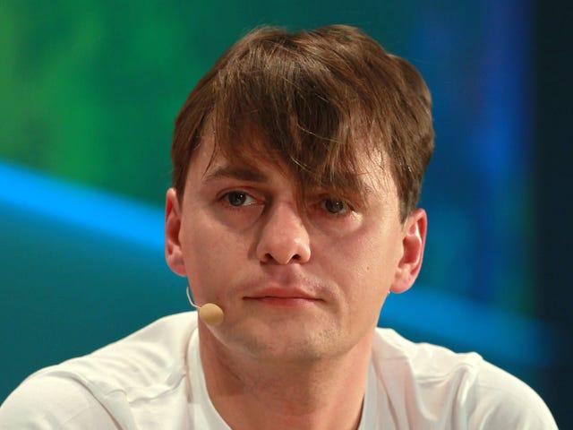 Ο ρωσικός επιχειρηματικός εταίρος της Bumble είναι ένα Total Sleazeball