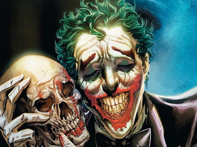 John Carpenter và Anthony Burch đang cùng viết một truyện tranh Joker mới