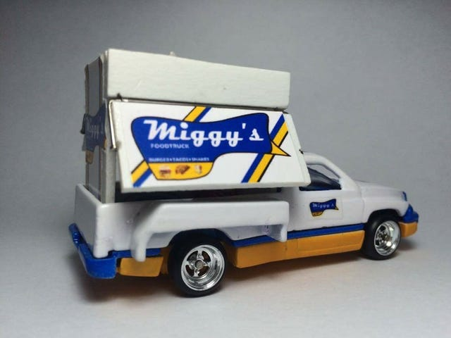 Superfly Entry: Miggy's Food Truck