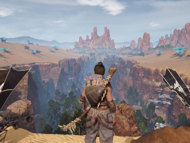 Survival MMO Last Oasis Turns Out To Be Too Early For Early Access