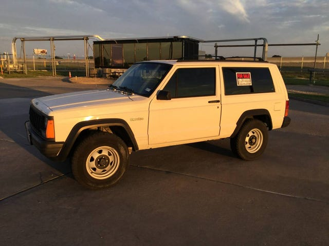 NPOCP: Cherokee 2DR 2WD, 72k miles