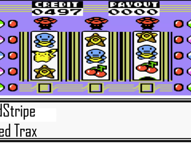 खराब जीवन विकल्प के लिए प्रलोभन उनके नशे की लत 8-बिट Pokémon डिस्को थीम का Pokémon