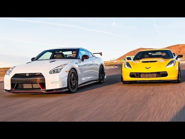 Is the GT-R Nismo underrated on power?