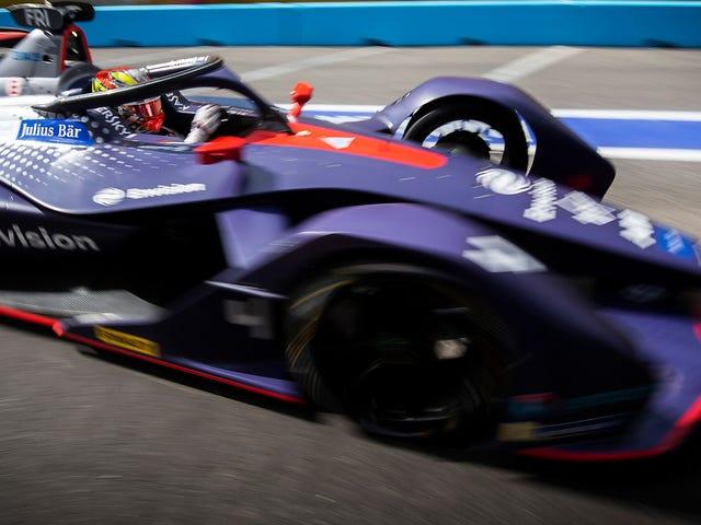 Команда Формулы E Virgin Racing будет спонсироваться Харли-Дэвидсоном
