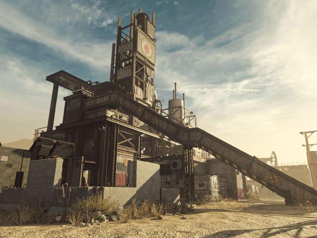 Fan-Favorite 'Rust' Map Is Back For Modern Warfare's Season 2