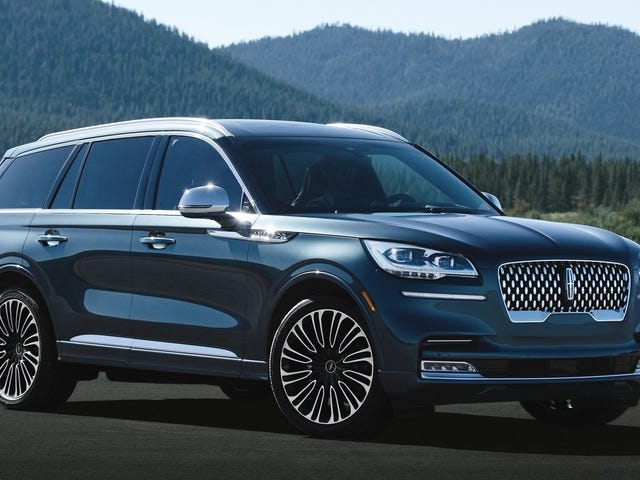 You Can Look Good In A 2020 Lincoln Aviator For $51,100