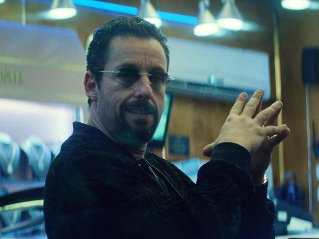 Adam Sandler liefert die Leistung seiner Karriere in der kühnen Stress-Maschine-Komödie Uncut Gems