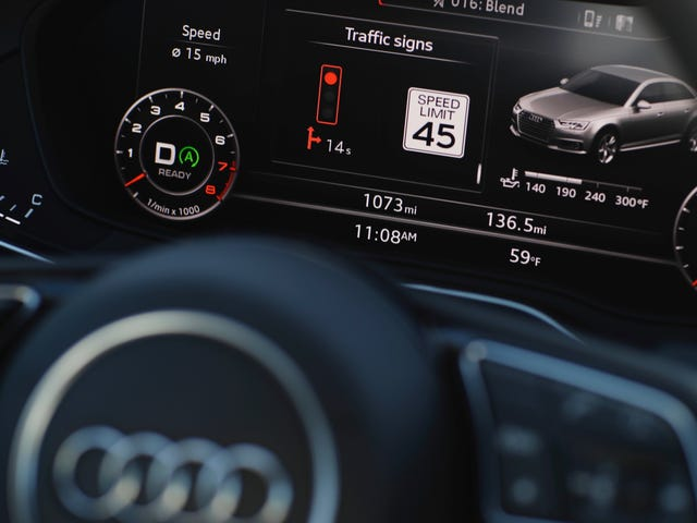 Audi, BMW and Mercedes Teamed Up For The Sake Of Traffic Mapping