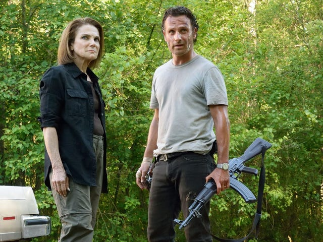 This Week's TV: The Walking Dead is Back, and All Your Favorites Are Probably Going to Die