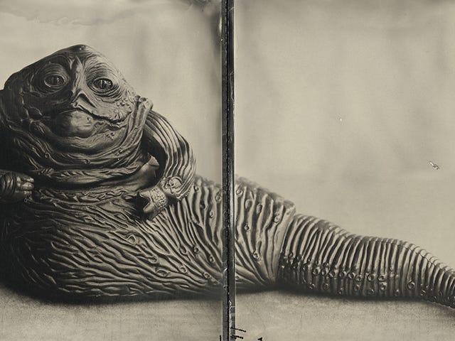 These Tintype Photos ofStar WarsToysWill Make You Nostalgic on Multiple Levels