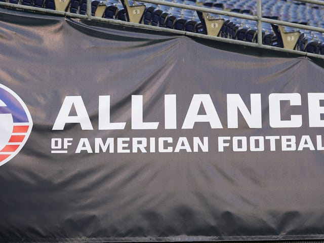 Report: The AAF Needed A $250 Million Bailout After Just Two Weeks Of Games