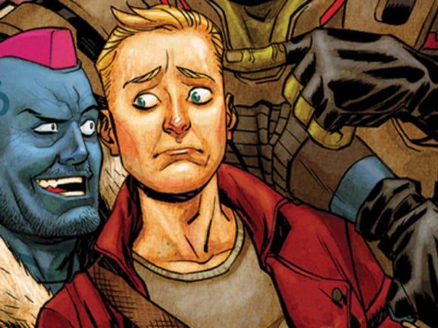 Tudo Guardiões da Galáxia Vol.  2 emprestado dos quadrinhos