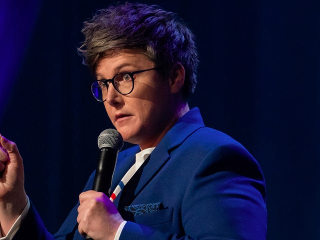 Hannah Gadsby sets realistic expectations for Nanette follow-up, Douglas—and then exceeds them