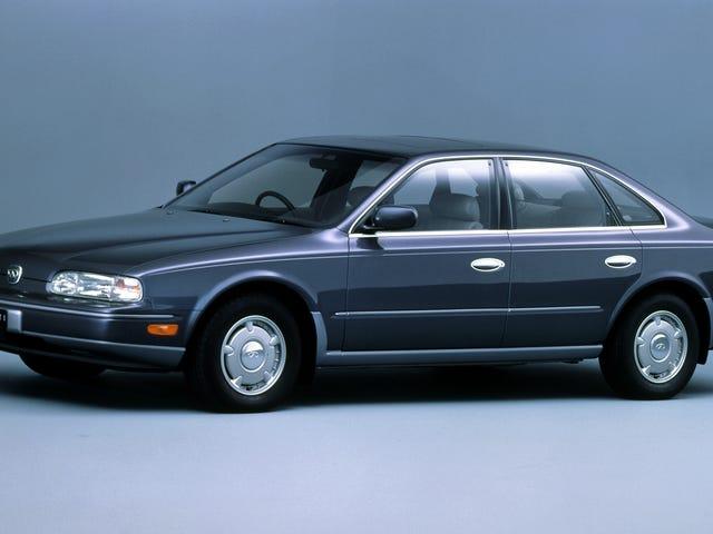 Позвольте мне рассказать вам о настоящей роскошной круизной машине: Infiniti Q45