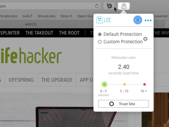 How to Make Safari Even More Secure With GhosteryLite