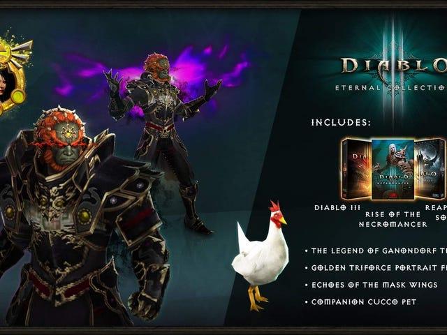 Preorder'lar Switch Üzerinde Diablo III İçin Hazır, Prime Üyeler İçin% 20 İndirim