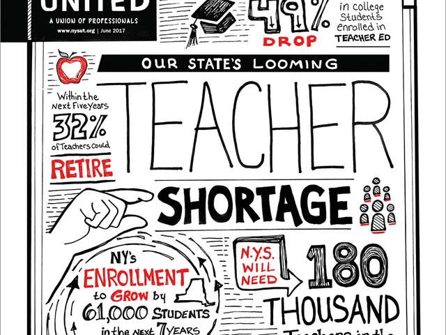 Here's Why Teachers Are Striking