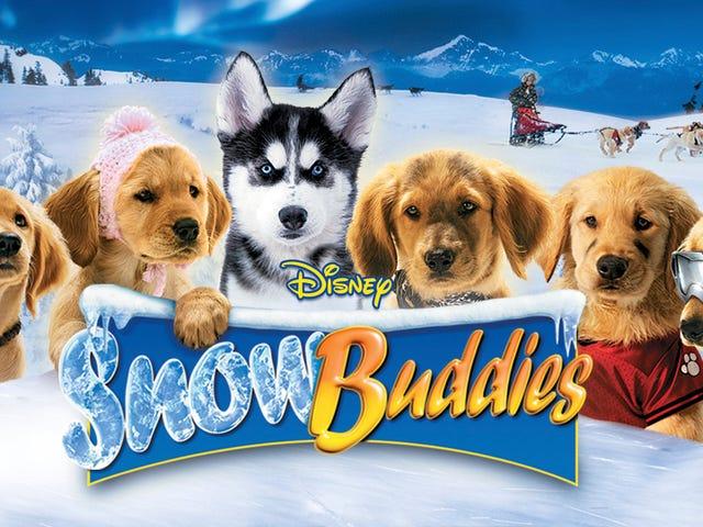 Snow Buddies เป็นภาพยนตร์สุนัขพูดคุยตามฤดูกาลที่เหมาะสม ... ฆ่าพวงลูกสุนัข