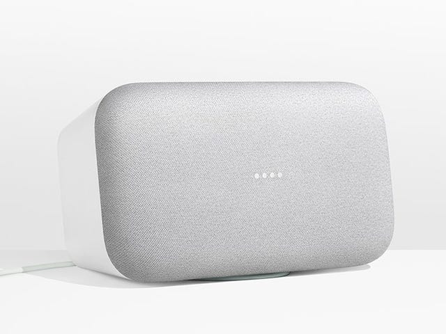 Google's Home Max Goes After HomePod With a Big Ass Sonos Clone