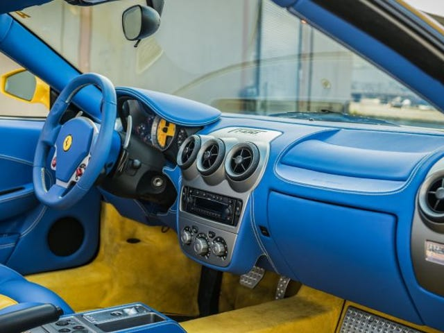 What Is The Worst Interior Color For A Car?