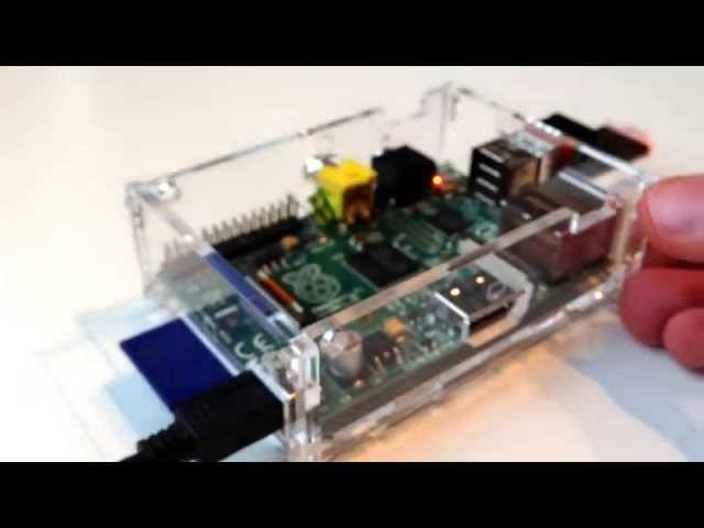 Easily Add a Shutdown Switch to a Raspberry Pi