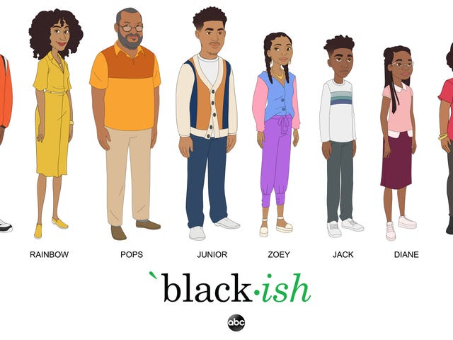 Black-ish hopes to illustrate the importance of this election with an animated special