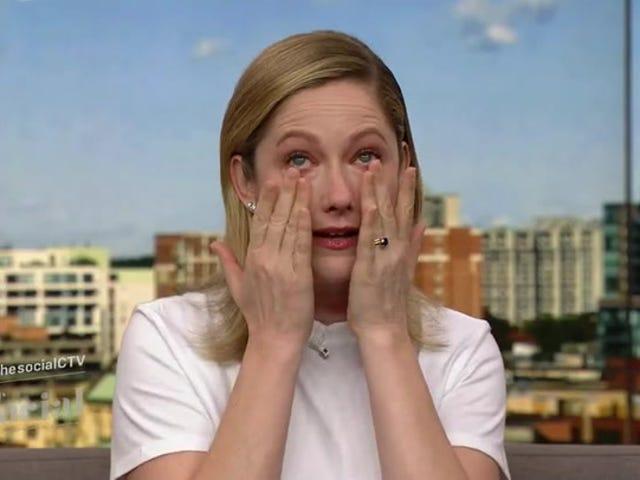 Дженнифер Гарнер настолько удивительна, что ее друзья не могут говорить о ней без слез