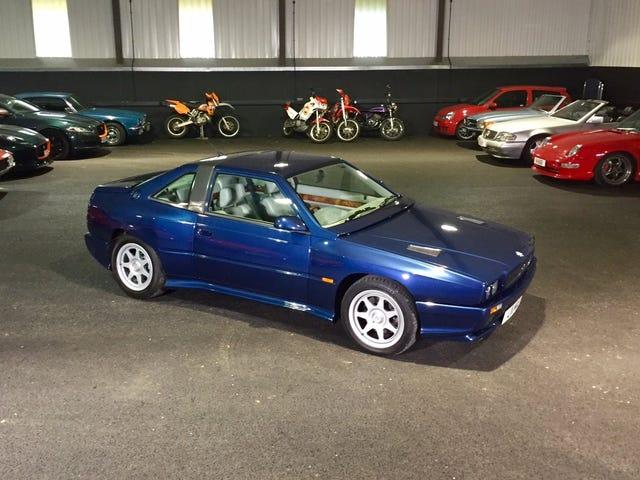 Harry's Garage: Maserati Shamal