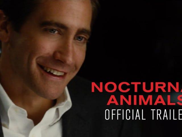 Nocturnal Animals ser ud som en film om sexede mennesker med beskidte hemmeligheder og store stilister