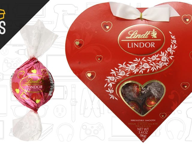 Save An Extra 15% on Lindt Chocolate For Valentine's Day