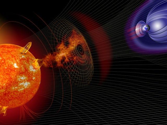 Proposed Trump Budget Would Kill Program That Monitors Debilitating Solar Storms